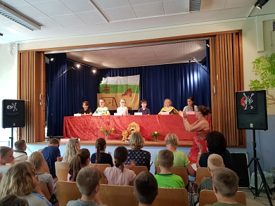 2019-06-03 Lesewettbewerb 2©Grundschule Havelse