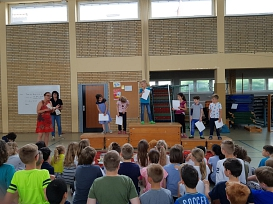 2019-06-03 Lesewettbewerb 5©Grundschule Havelse
